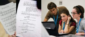 Screenwriting for Movies, Plays, & Sitcoms - Summer Camp - US Performing Arts Camps